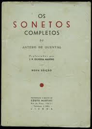 Os sonetos completos de Antero de Quental