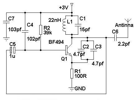 Sensational Mobile Phone Signal Jammer Circuit Diagram Basic Electronics Wiring Digital Resources Counpmognl