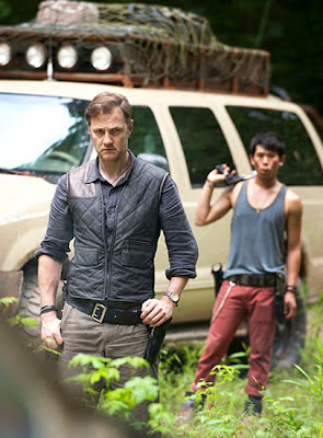 David Morrissey, The Governor, Walking Dead, AMC, TV show