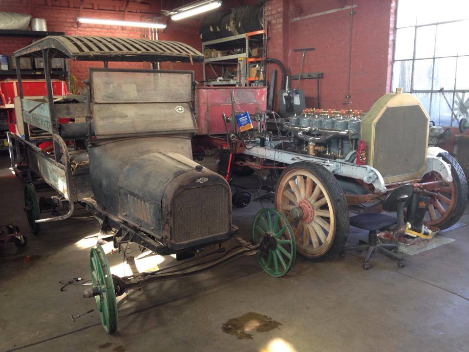 Just A Car Guy: I just learned of a prestigious antique car ...