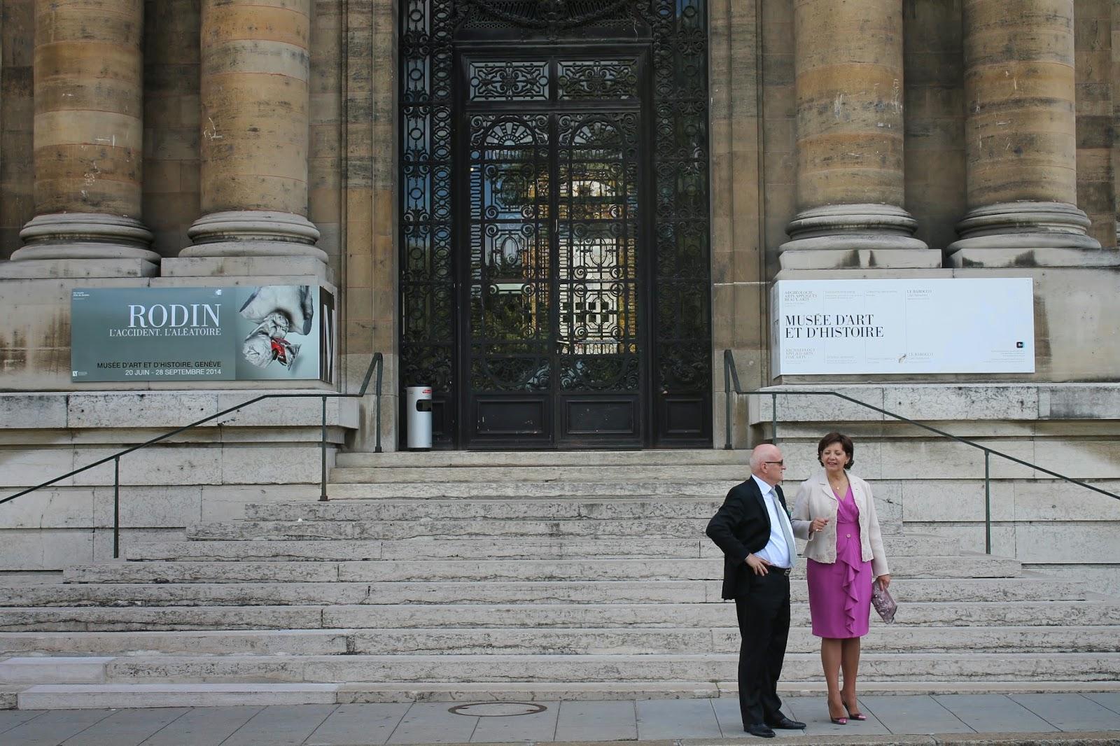 Kunstmuseum Schweiz, Genf, kunsthistorische Sammlung