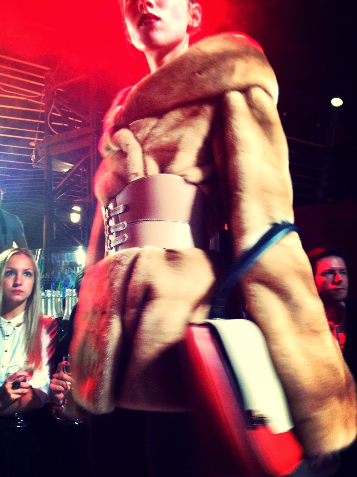 Irina Pavlova fashion blogger looks