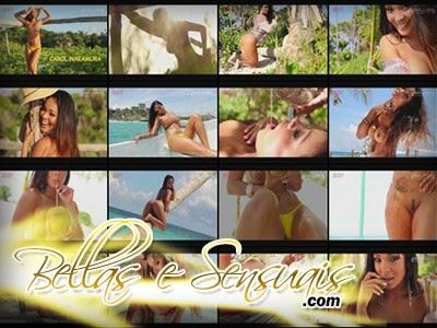 Carol Nakamura HDVideo Revista Sexy