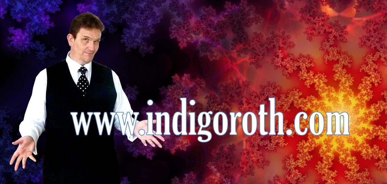 Indigo Roth's emperor's new domain