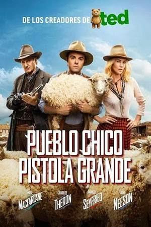 Imagen Pueblo Chico Pistola Grande DVDRip Latino