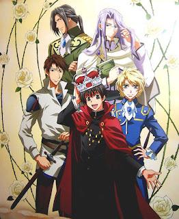 kyo kara maoh! anime