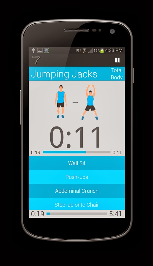 Scientific 7 Min Workout Pro v1.6