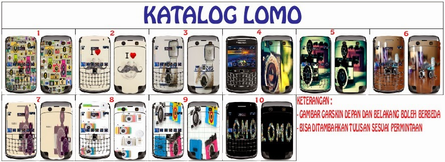 garskin lomo camera