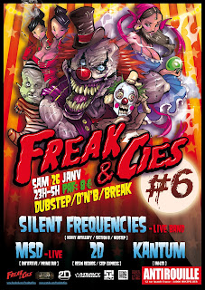 Freak and cies 6