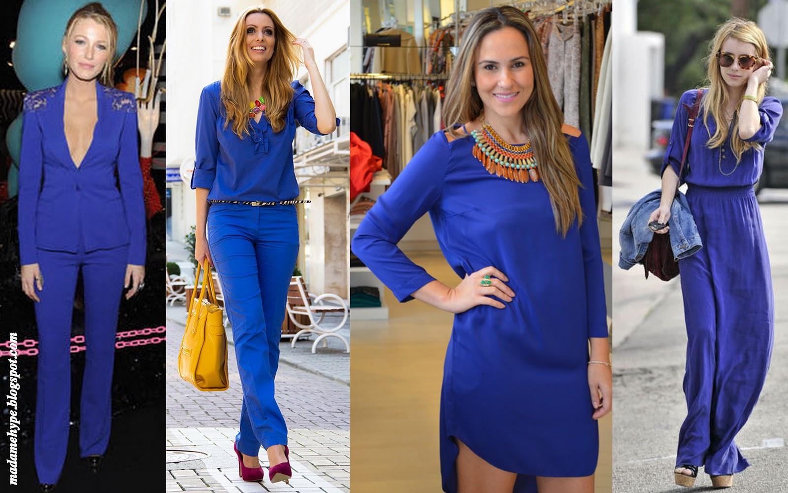 Bolsa De Festa Tem Que Combinar Com Sapato : Madame hype total blue