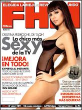 Cristina Pedroche en FHM