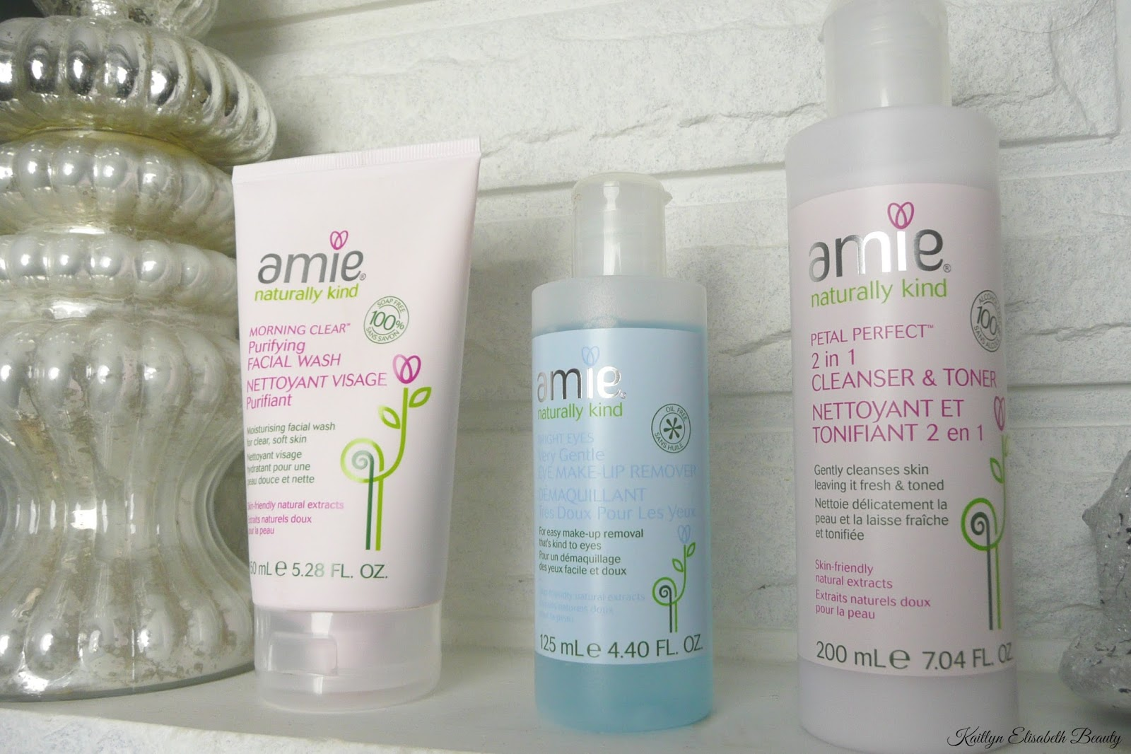 Thoughts: New Amie Skincare*