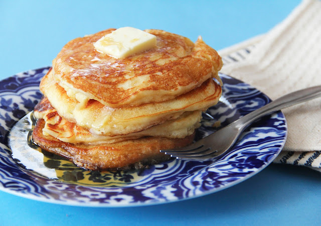 perfect classic pancakes