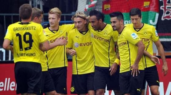 Prediksi Borussia Dortmund vs Real Madrid � Liga Champion 9 April 2014