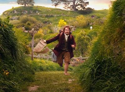 Bilbo Bolseiro - filme O Hobbit