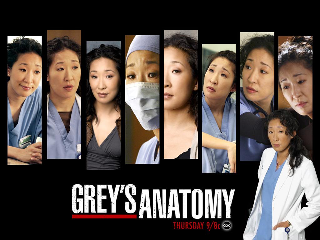 Serial greys anatomy season 9 - Demons and angels series