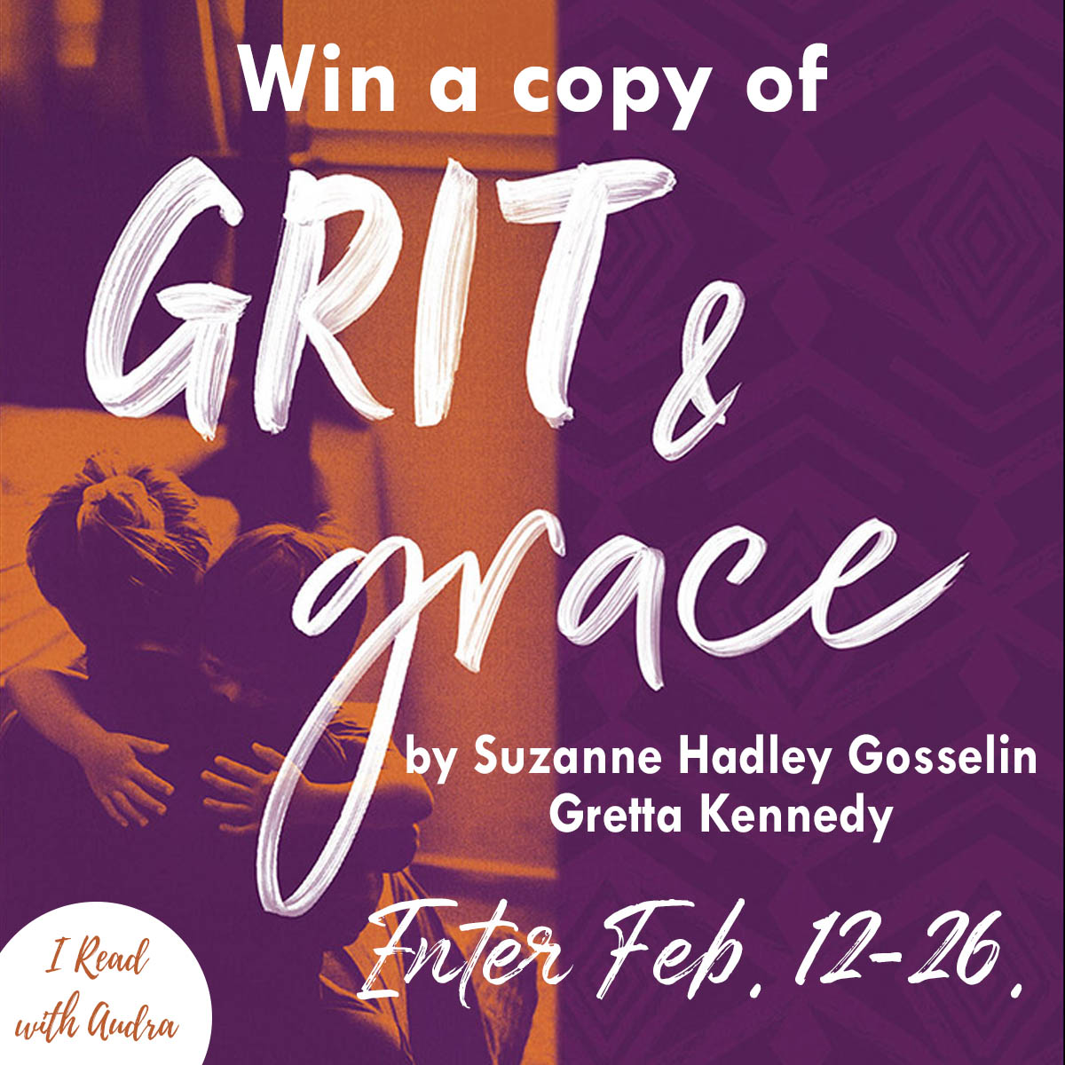 Win a copy of Grit and Grace