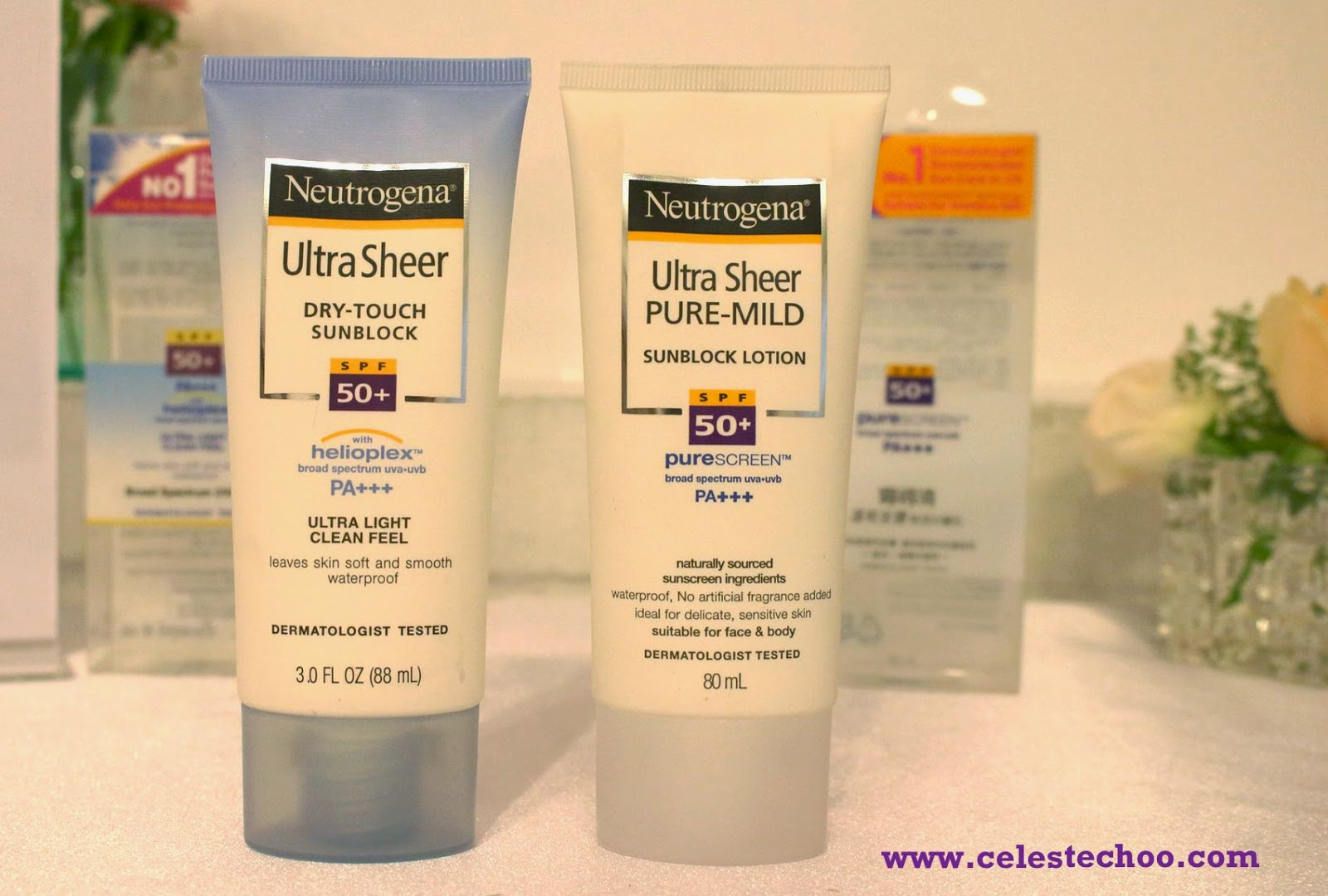 neutrogena_60th_anniversary_ultra_sheer_non_sticky_sunblock