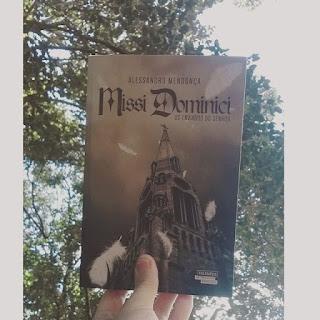 Livro Missi Dominici - Alessandro Mendonça