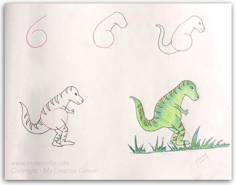 drawing for kids - Images Of Kids Drawing