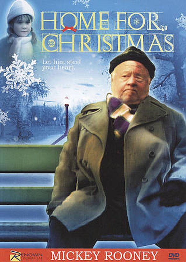 rooney plays a homeless man named elmer who helps a little girls christmas wish for a grandpa come true in this 1990 tv movie - A Grandpa For Christmas