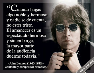 ¡JOHN LENNON!