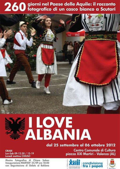 I love Albania - mostra fotografica di Chiara Soban