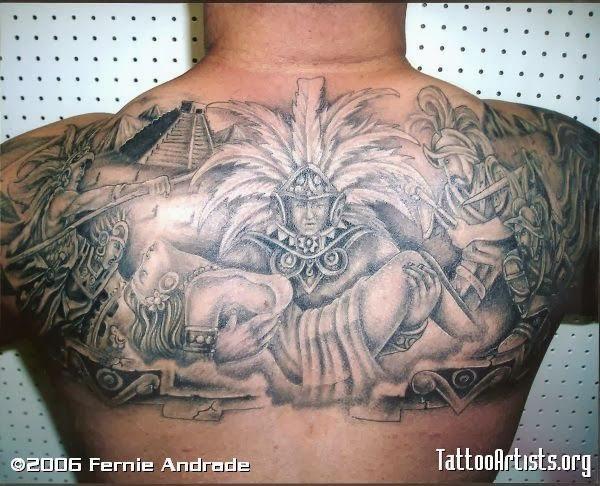 Aztec Tattoos