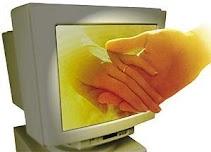 Cuando visitas mi blog, hacemos amistad virtual, y te solicito: