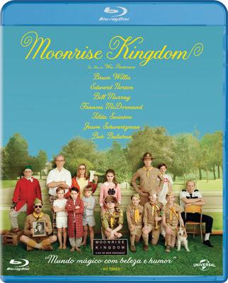 Filme Poster Moonrise Kingdom BDRip XviD Dual Audio & RMVB Dublado