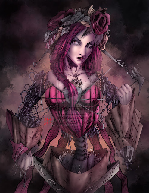 Queen of Hearts por soulspline