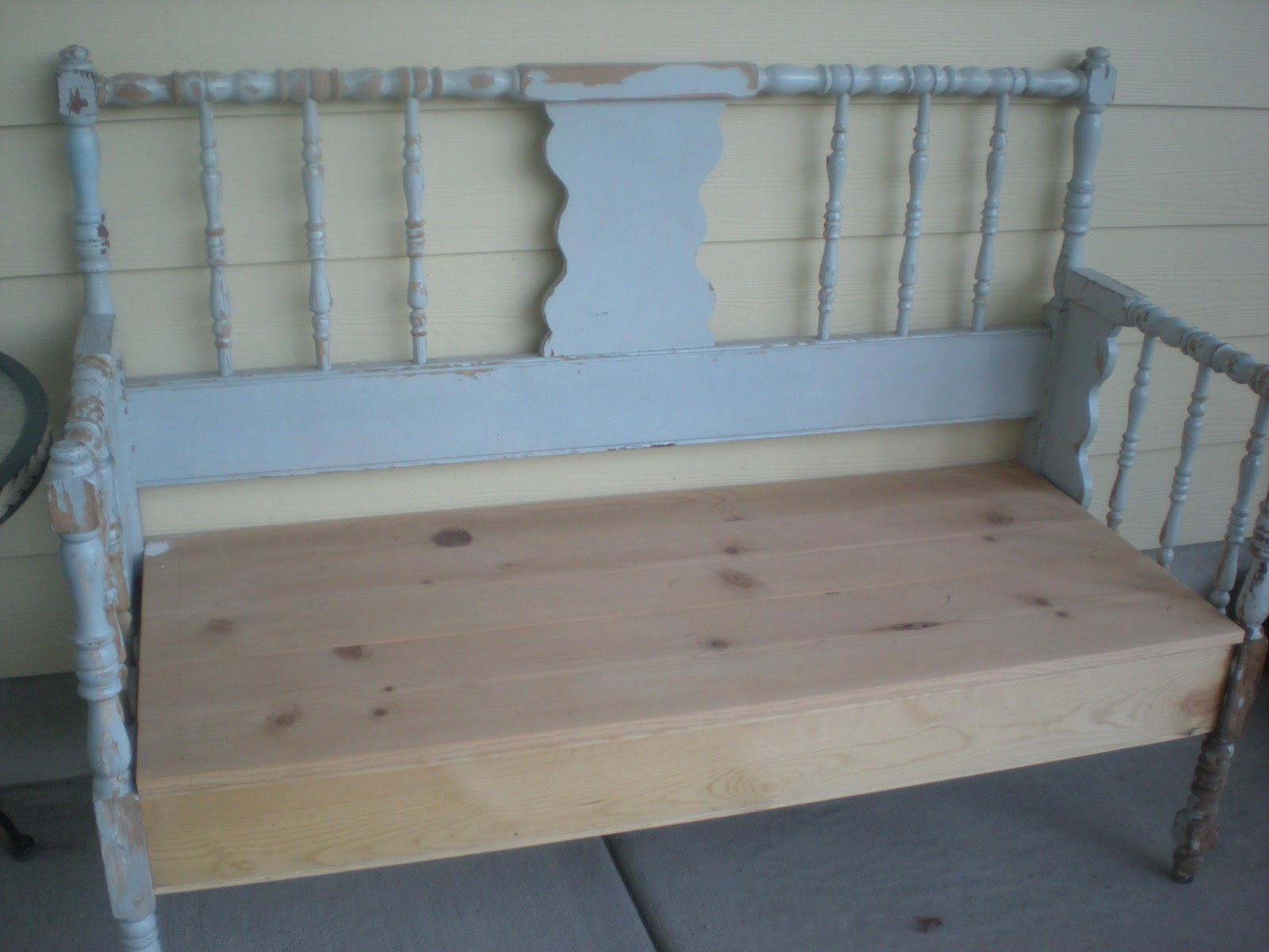 Mimi Sue 39 S Cottage Headboard Footboard Bench