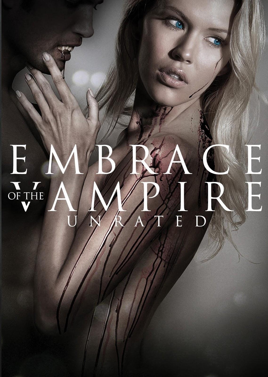 xem phim Nụ Hôn Ma Cà Rồng - Embrace of the Vampire (2013) full hd vietsub online poster