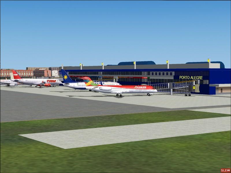 Aeroporto Porto Alegre : Fs aviação civil e militar pedido aeroporto de porto