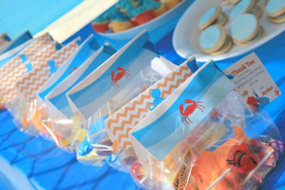 Under the Sea Party Printables from Love That Party. http://lovethatparty.bigcartel.com/products