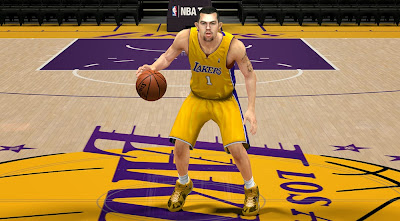 NBA 2K14 Jordan Farmar Face Update 2K Patch