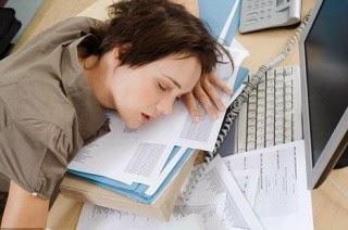 Bekerja di Dalam Ruangan dan Kurang Sinar Matahari Dapat Terkena Gangguan Tidur
