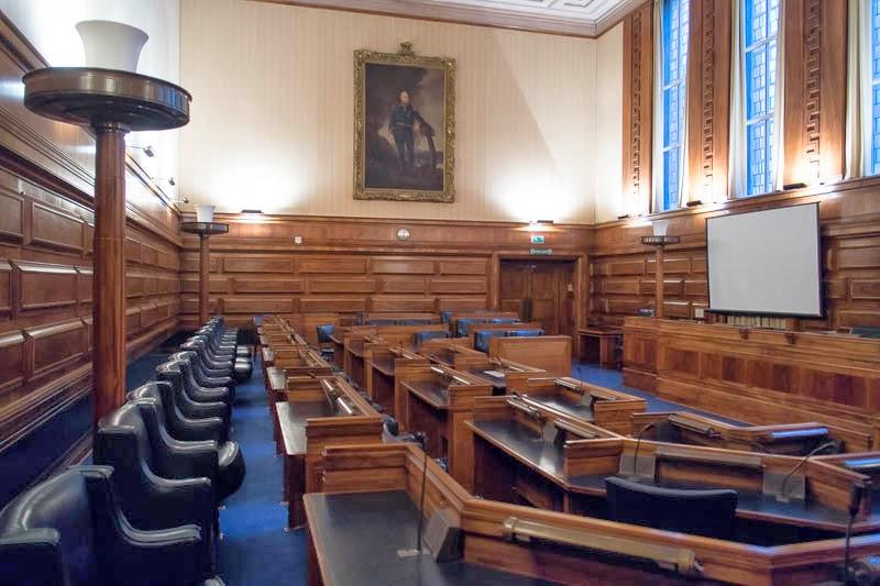 University Of London Senate House Room Hire