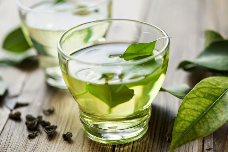 κατανάλωση πράσινου τσαγιού