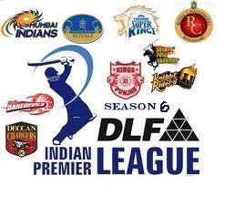 schedule the ipl 6 is scheduled in apr 2013 1st