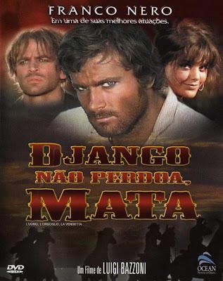Django Não Perdoa, Mata - DVDRip Dublado