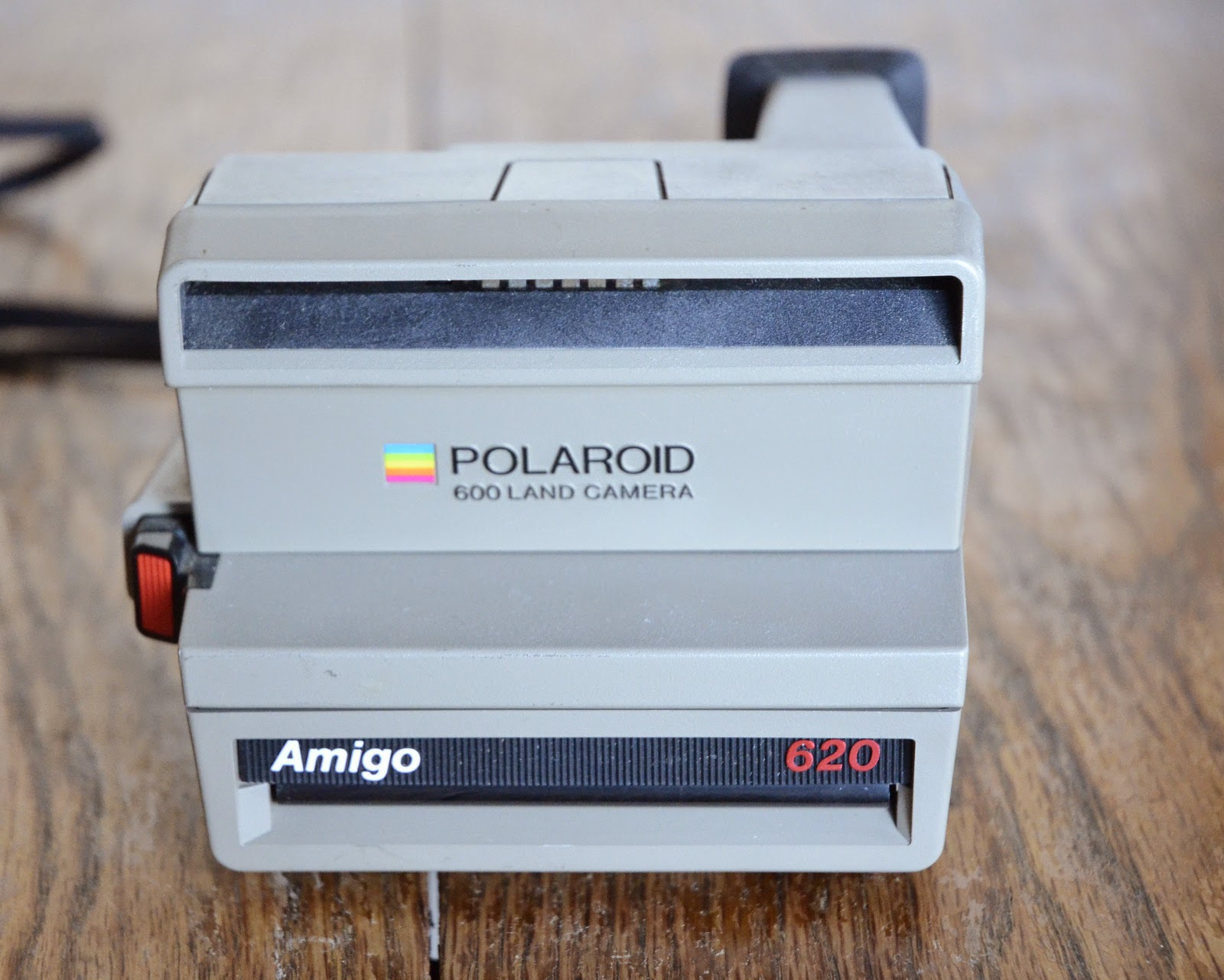 polaroid 600 land camera manual