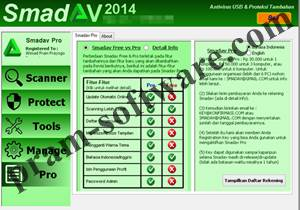 Menguak Kebihan dan Keunggulan SmadAV Pro dibanding/dengan SmadAV Free