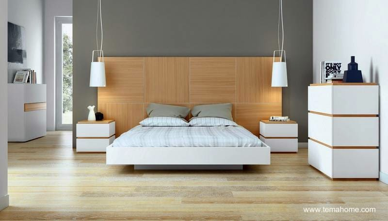 Arquitectura de casas dormitorios modernos de estilo contempor neo - Dormitorios contemporaneos ...