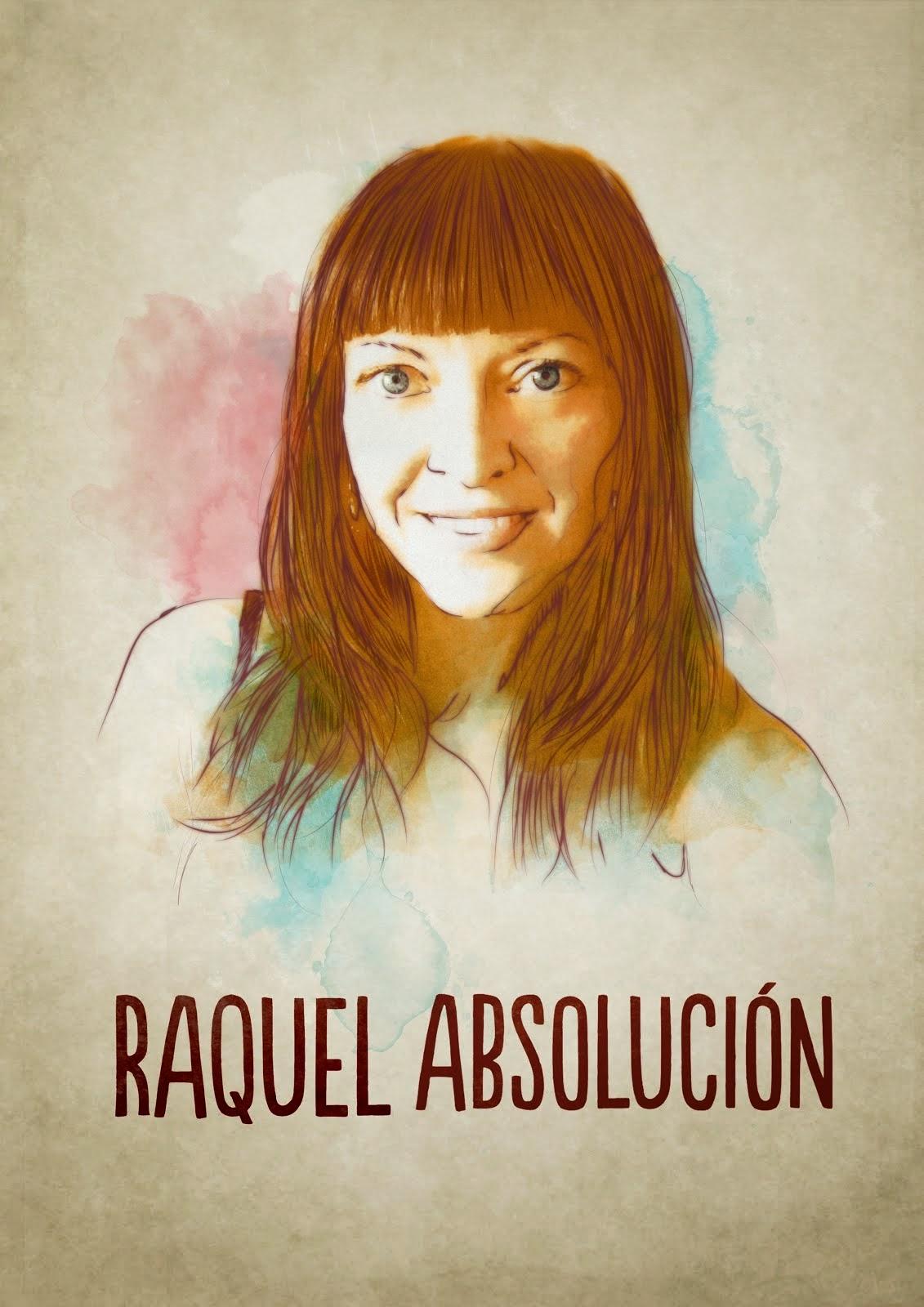 Raquel Absolución. Imagen campaña
