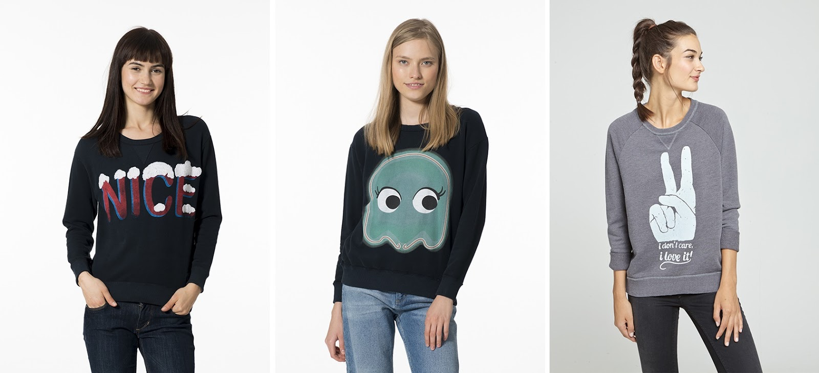 Sudaderas y camisetas con dibujos y mensajes Dear Tee