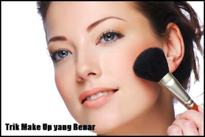 12 Trik Make Up yang Sempurna