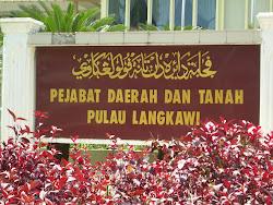 pejabat daerah langkawi
