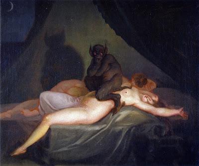 Mareridt/Nightmare - Nicolai Abraham Abildgaard