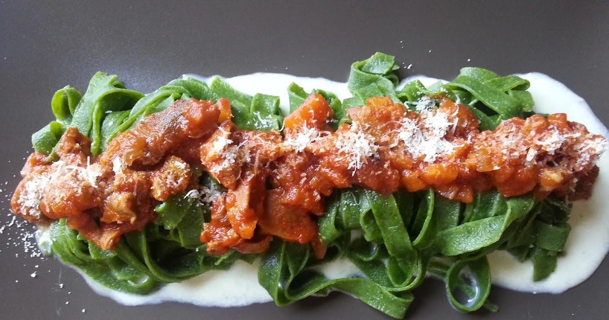 Fatemi cucinare tagliatelle verdi dal doppio sapore - Come cucinare gli spatzli ...